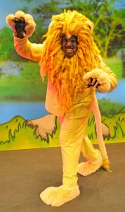 Edd Maruako as Lutalo the Lion
