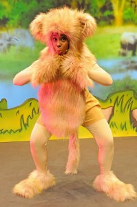 Maria Tarjah as Maliki the Monkey